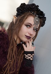 Anna _ MondoCon 2019 fall _ FP9830M (attila.stefan) Tags: anna mondocon manga anime autumn fall ősz 2019 2875mm tamron pentax portrait portré k50 con cosplay girl hungary hungexpo