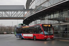 Go North East 8308 / NK09 FVJ (TEN6083) Tags: transport publictransport bus buses nebuses gateshead versa dunston metrocentre gonortheast optare 8308 nk09fvj v1110