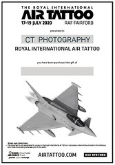 RIAT 2020 Certificate (International Air Tattoo 2020) (CT Photography (UK)) Tags: riat riat2020 raffairford gloucestershire england uk certificate airshow airshows eurofighter typhoon eurofightertyphoon