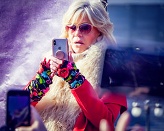 2019.12.20 Fire Drill Fridays with Jane Fonda, Washington, DC USA 354 70019