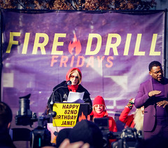 2019.12.20 Fire Drill Fridays with Jane Fonda, Washington, DC USA 354 70038