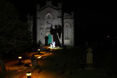 The Angel of the lord came down. (steamdriver12) Tags: the angel lord came down st johns parish church burscough bridge lancashire christmas scene 20th december 2019 england heavenly host