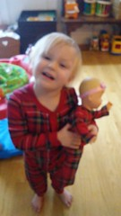 """Dani with Her Doll • <a style=""""font-size:0.8em;"""" href=""""http://www.flickr.com/photos/109120354@N07/49250490031/"""" target=""""_blank"""">View on Flickr</a>"""
