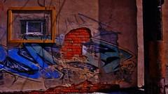 Graffiti. (Tim @ Photovisions) Tags: xt1 wall fuji graffiti fujifilm nebraska gagecounty beatrice