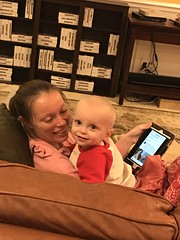 """Mommy Holds Sam • <a style=""""font-size:0.8em;"""" href=""""http://www.flickr.com/photos/109120354@N07/49250638822/"""" target=""""_blank"""">View on Flickr</a>"""