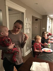 """Cousins Eating Pizza • <a style=""""font-size:0.8em;"""" href=""""http://www.flickr.com/photos/109120354@N07/49250680817/"""" target=""""_blank"""">View on Flickr</a>"""
