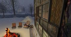 Blizzard in Rosehaven