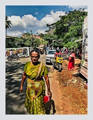 Street photography- candid (Rajavelu1) Tags: iphone7plus mobilephotography iphonephotography india creative art availablelight colourstreetphotography candidstreetphotography streetphotography