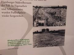 vogelhüttendeich (fuisligo) Tags: hamburg stadion wilhelmsburg wiederaufbau
