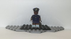 Lego Custom: Officer Earl Devereaux (Cloudy With a Chance of Meatballs) (Wilson, Wilson, & Wilkins) Tags: lego custom legocustom customlego officerearldevereaux cloudywithachanceofmeatballs sony sonyanimations cartoonnetwork earldevereaux meme memes dankmemes dankmeme dank funny flintlockwood mrt terrycrews hero heroes policeofficer policeofficers law officerearl movie movies film films run running comedy comedic cloudywithachanceofmeatballstheshow runmeme runningmeme caldevereaux reginadevereaux lawrencetureaud animatedmovie animatedmovies animatedfilm animatedfilms animations animation officer officers police policeman policemen cloudy with chance meatballs earl cal regina devereaux show shows cartoon cartoons tvshows tvshow tv man men flint lockwood