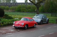 1965 Porsche 356 DL-66-03 (Stollie1) Tags: 1965 porsche 356 dl6603 kockengen