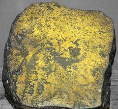 Copper ore (Ertsberg Copper-Gold Skarn Deposit, Late Pliocene, ~3 Ma; Ertsberg Mine, New Guinea) 2
