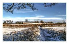 Season's Greetings (photofitzp) Tags: svr santaspecials railways steam smoke locomotives standard riddles br christmas