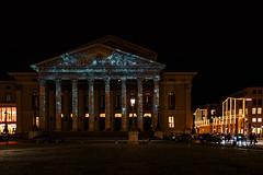 Opernhaus München (Roman Achrainer) Tags: opernhaus oper eiskönigin eis münchen achrainer nachtfoto architektur