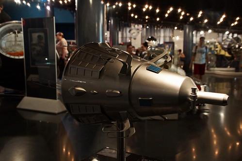 Kosmonautenmuseum - Moskau