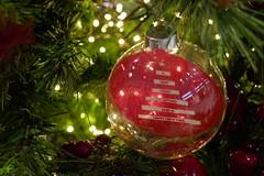 smile for Christmas (fotomie2009) Tags: smileonsaturday baubles ballshaped sos christmas natale spots decoration decorazioni palla sfera wishes auguri red green words parole reflections riflessi