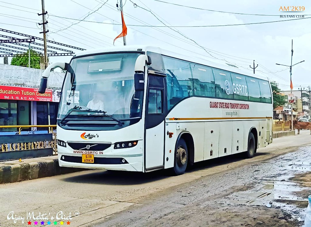 The World S Most Recently Posted Photos Of Gsrtc And Sleeper