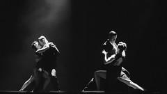 Tango in Buenos Aires (fritz polesny) Tags: panasonicg9 buenos aires tango dancer blackwhite
