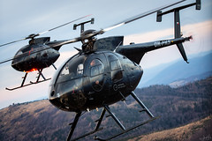 STA MD500's (lloydh.co.uk) Tags: aviation helicopter speed action aviationphotography air a2a airtoair slovakia idag international defense group internationaldefenseaviationgroup md500 uh60 black hawk little bird md helicopters sikorsky mdhelicopters sikorskyuh60
