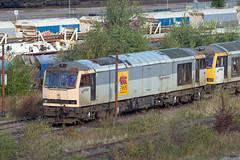 DB Schenker 60067 Toton (daveymills37886) Tags: db schenker 60067 toton class 60 tug ews
