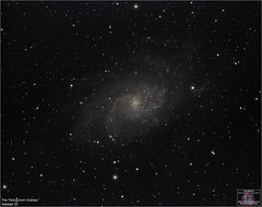 The Triangulum Galaxy - Messier 33 (The Dark Side Observatory) Tags: tomwildoner night sky deepsky space outerspace skywatcher telescope 120ed celestron cgemdx asi290mc zwo astronomy astronomer science asi071mc deepspace weatherly pennsylvania observatory darksideobservatory stars star tdsobservatory earthskyscience galaxy m33 ngc598 triangulum triangulumgalaxy astrometrydotnet:id=nova3822566 astrometrydotnet:status=solved