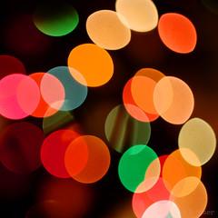 lights (amazingstoker) Tags: abstract xmas tree light fairy pattern focus christmas balls minimal helios 44m4