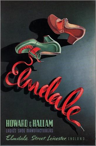 Elmdale Ladies' Shoes 1946