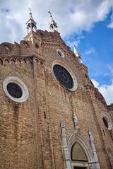 Basilica di Santa Maria Gloriosa dei Frari (Nigel Musgrove-3 million views-thank you!) Tags: venice veneto venezia italy italia basilica di santa maria gloriosa dei frari church