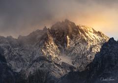 Sonnenuntergang / Sunset (Christian Vyhnalek) Tags: gesäuse landscape steiermark landschaftsfotografie natur sunset sonnenuntergang nationalpark