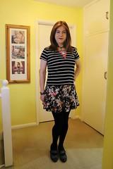 Mainely casual (Joanne (Hay Llamas!)) Tags: transgender transwoman tg brunette tgirl cute uk brit british britgirl