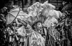 Pretty Flower. (Igor Danilov Philadelphia) Tags: philadelphia parade mummers 2019 1st day