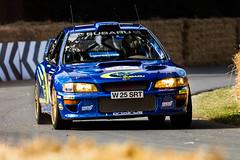 Subaru Impreza WRC - Goodwood Festival of Speed 2019 (E_W_Photo) Tags: subaru impreza wrc richardburns prodrive rally rallying worldrallychampionship goodwoodfestivalofspeed2019 hillclimb canon 80d 300mmf4lis