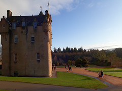 Photo of Crathes Castle grounds