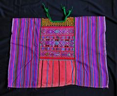 Guatemalan Textiles Maya Huipil (Teyacapan) Tags: mayan weavings textiles guatemala todossantos ropa clothing huipiles