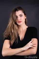 MAR_2684 (jeanfrancoislaforge) Tags: marjory marjorydurocher model modèle beauty beauté headshot studio portrait nikon d850