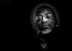 Window to the Soul (JDS Fine Art Photography) Tags: portrait man moody shadows illumination dark inspirational cinematic dramatic emotions feelings reflection introspection heart