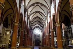 IMGP5831 (hlavaty85) Tags: boloňa bologna basilica bazilika santa maria servi marie mary church kostel