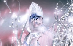 fairy in snow (Khewel) Tags: