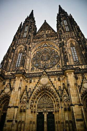 St. Vitus Cathedral - Prague Czechia
