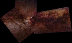 Cygnus/Cephus Area Mosaic (LaydeeDem) Tags: milkyway mosiac cygnus cephus dust stars space astrophotography