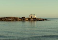 Crete - Malia - Sundown (Walter Horstmann-Cholibois) Tags: malia kreta griechenland crete sundown greece sonnenuntergang insel kapelle island chapel