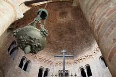 IMGP5804 (hlavaty85) Tags: boloňa bologna basilica santo stefano kostel church bazilika svatý štěpán strop ceiling