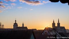 Abendsonne (michael-moll) Tags: sunset sonnenuntergang bayern mittelfranken festbrennweite 50mm d7500 nikon rothenburgobdertauber