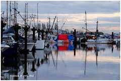 Wish You A Peaceful Holiday Season - Steveston XT8902e (Harris Hui (in search of light)) Tags: harrishui fujixt1 digitalmirrorlesscamera fuji fujifilm vancouver richmond bc canada vancouverdslrshooter mirrorless fujixambassador xt1 fujixcamera fujixseries fujix fujixf50140mmf28 fujizoomlens steveston fishermanswharf stevestonvillage reflection peace peaceful water holidayseason