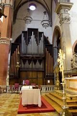 IMGP5833 (hlavaty85) Tags: boloňa bologna basilica bazilika santa maria servi marie mary church kostel varhany organ