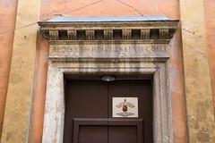 IMGP5850 (hlavaty85) Tags: boloňa bologna santa maria marie mary labarum coeli church kostel