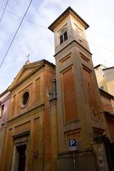 IMGP5852 (hlavaty85) Tags: boloňa bologna santa maria marie mary labarum coeli church kostel