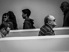 Up and down (ivanpesic.la) Tags: griffith observatory people los angeles