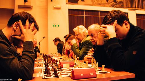 III Bożonarodzeniowy Turniej Szachowy-3