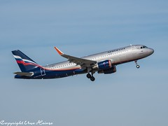 Aeroflot VP-BKP (A) OMD (U. Heinze) Tags: aircraft airlines airways airplane planespotting plane flugzeug haj hannoverlangenhagenairporthaj eddv olympus omd em1markii 12100mm